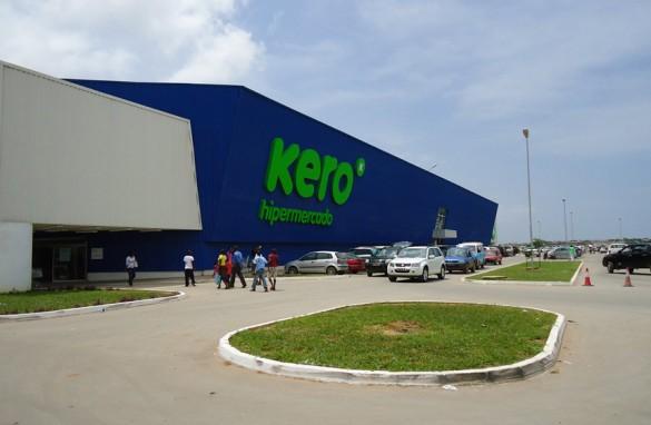Hipermercado Kero Angola