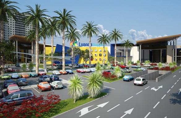 Luanda Shopping Comandante Gika