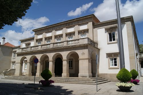 Palácio Justica Bragança